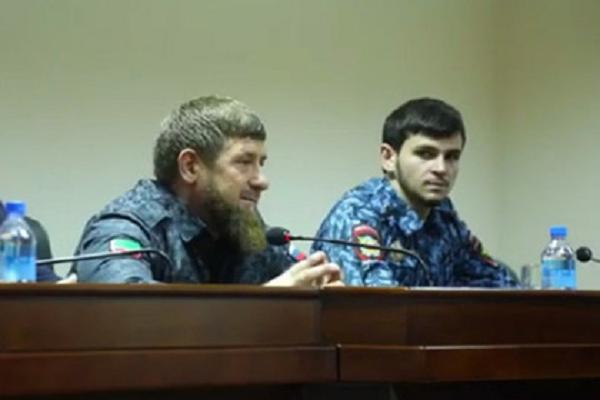 Юный родственник Кадырова возглавил МВД Грозного в статусе студента