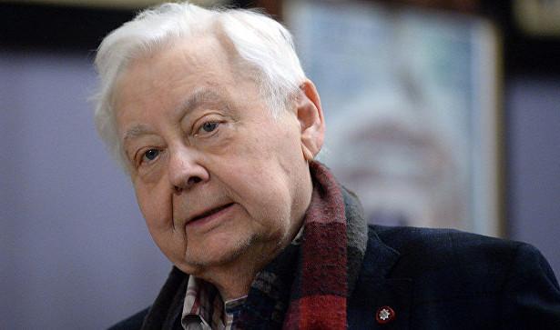 Олег Табаков пострадал от банкира Александра Кленовского