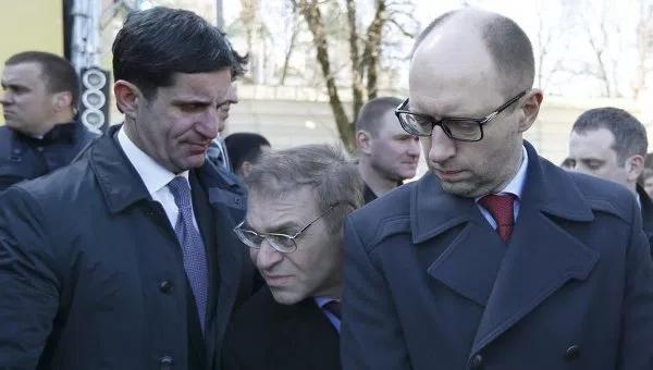 Они управляют Украиной: Сергей Пашинский — досье