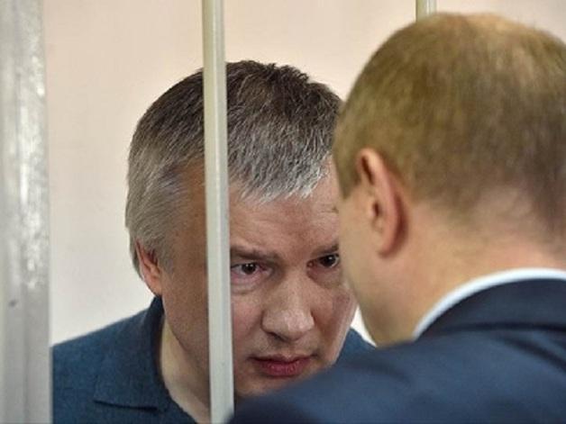 На нары Изместьева сядет адвокат Леонов