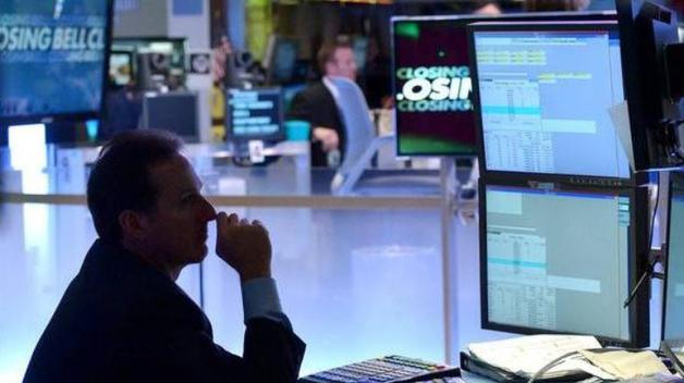 Dow Jones показал второе рекордное падение в истории