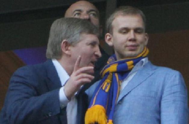 Ахметова меняют на Курченко
