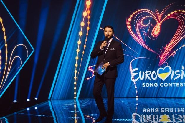 В финале Нацотбора Евровидения Притула пригрозил проклясть зрителей