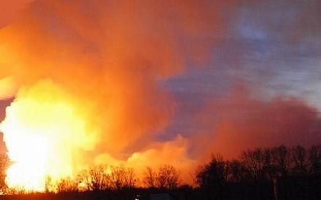 Взрывами в Горловке убиты 7 оккупантов, уничтожена артиллерия врага