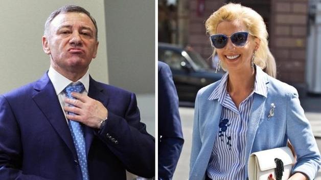 Британский суд лишил Аркадия Ротенберга и его бывшую жену Наталью секретности