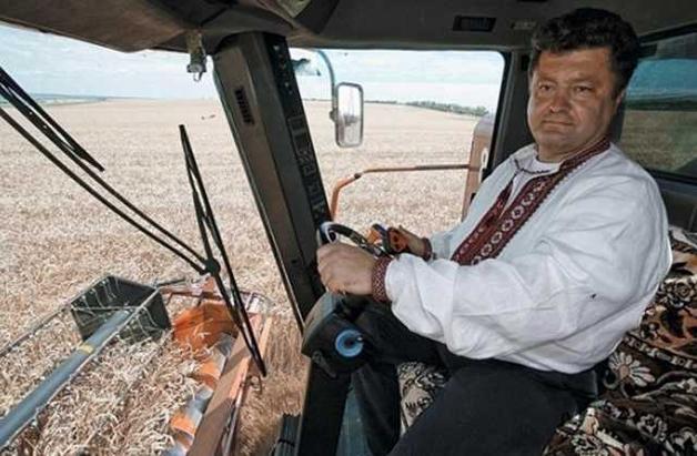 «Отжим» для Порошенко: Стала известна еще одна афера украинского президента