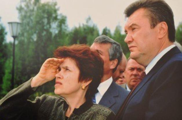 Вокруг «развода» Януковича разгораются нешуточные страсти