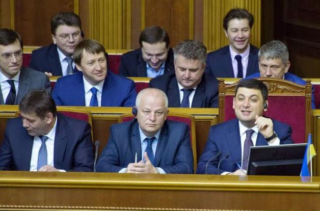 Темное прошлое некоторых украинских министров