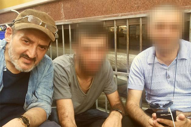 СБУ выдворила известного грузинского «вора в законе» «Гию» с Украины