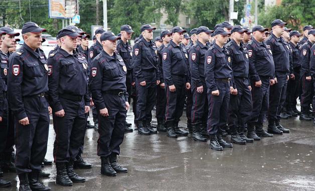 «Фонтанка» опубликовала, а потом удалила новость о подготовке полиции к войне