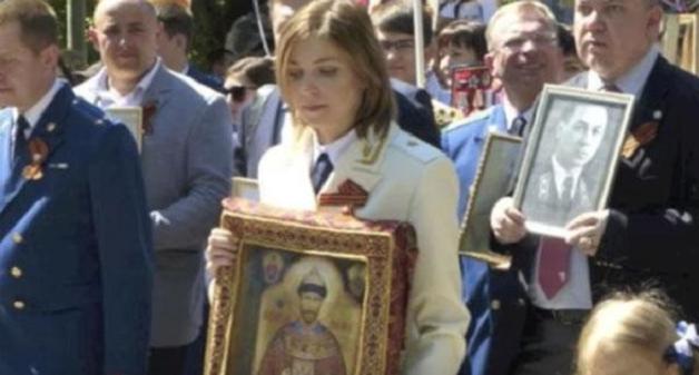 Мирко Саблич: Песенка о бюсте Поклонской и ее проблемах с головой