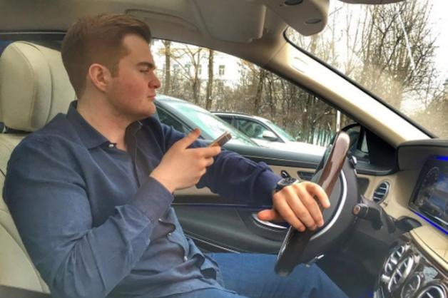 Полиция начала проверку видео с гонкой на Ferrari по Москве на скорости 245 километров в час