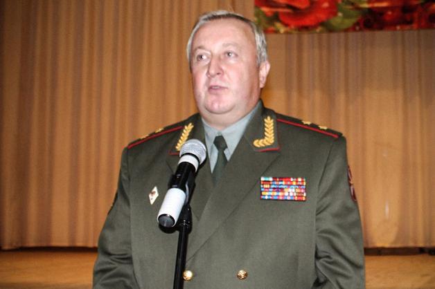 Бывший замглавы внутренних войск МВД Варчук арестован по делу об «откате»