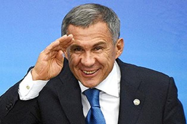 Минниханов «выходит из доверия»