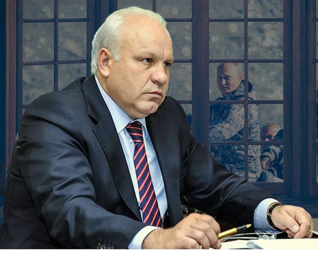 Закончена ли карьера главы Хакасии Виктора Зимина?