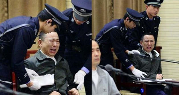 Богатейшего миллиардера по имени Лю Хань ужасно казнили в Китае