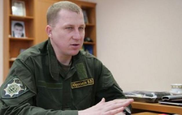 Аброськин крышует наркотрафик и контрабанду — ветеран АТО