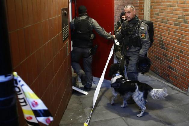 В Осло за хранение взрывчатки задержан выходец из Чечни