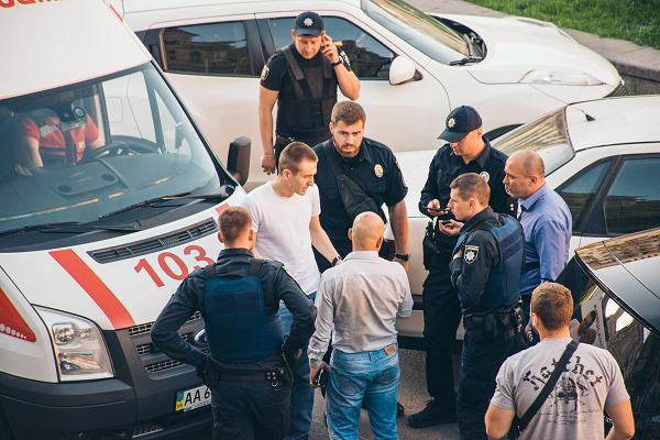 """""""Знали бы, что он депутат, не били бы"""", – нападавшие на Найема чеченцы жалеют о своем поступке"""