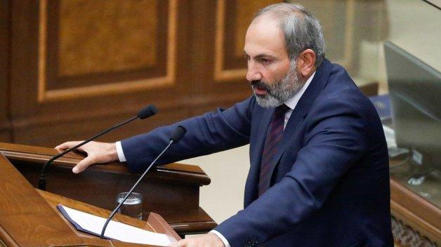 Армения: Пашиняна не избрали премьер-министром