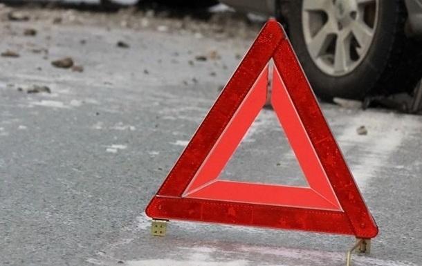 В Крыму в ДТП с автобусом пострадали девять человек
