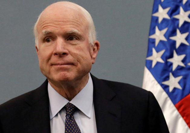 Наказать Путина: Маккейн предложил США напасть на Россию