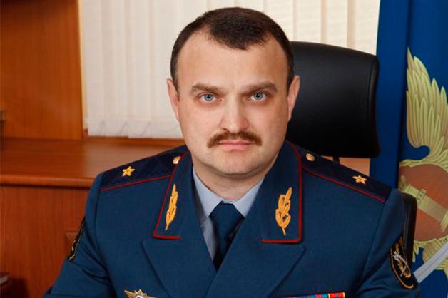 Суд освободил бывшего замдиректора ФСИН