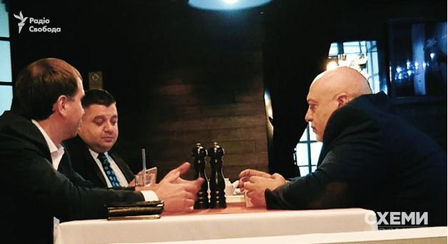 Директор Інституту судових експертиз Рувін спробував відкликати ключову експертизу у справі Насірова