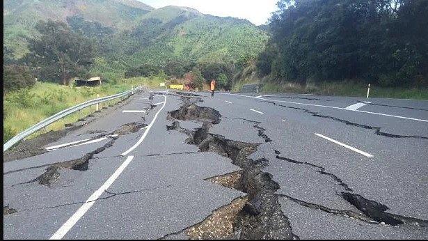 Мощнейшее за 40 лет: на Гавайях произошло землетрясение