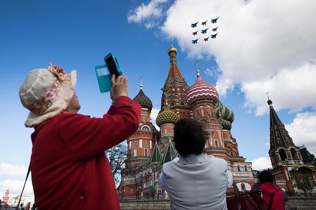 Празднование Дня Победы в Москве обойдется в 600 млн руб