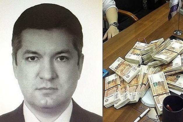 Замглавы Росрезерва по СФО идет под суд за взятки на 116 млн рублей
