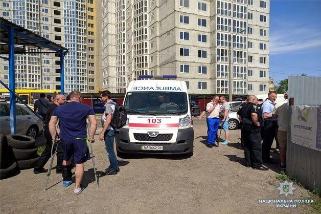 Ранение СБУшника в Киеве: дело получило неожиданный поворот