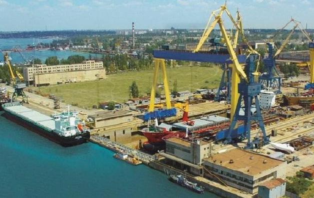 В Николаев — как к себе домой. Русским отдают контроль над самым современным судостроительным заводом Украины