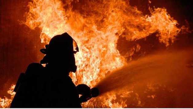 Под Одессой загорелся 16-этажный отель