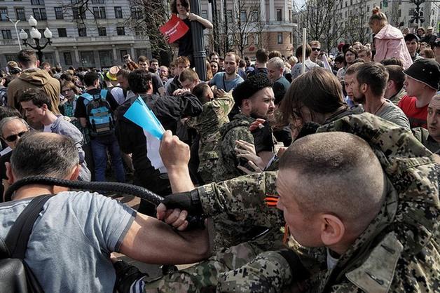 Власти Москвы выделяли 16 млн на обучение казаков разгону митингов