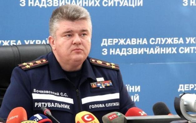 Экс-глава ГСЧС Бочковский подал заявление о принудительном восстановлении в должности