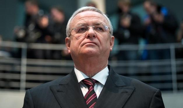 Экс-главе Volkswagen выдвинули иск на $100 млн