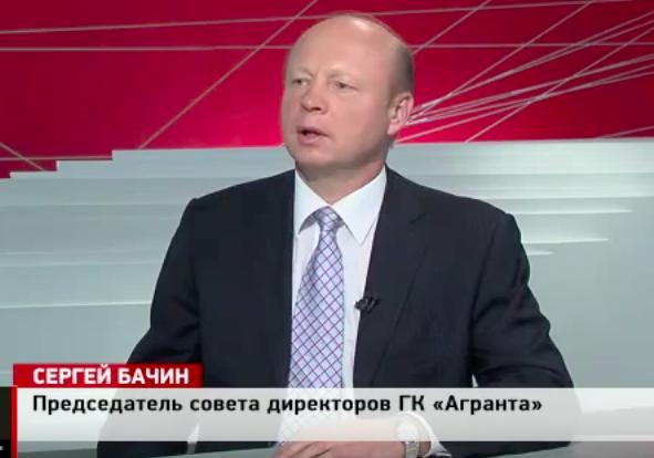 Сергей Бачин — король коррупции