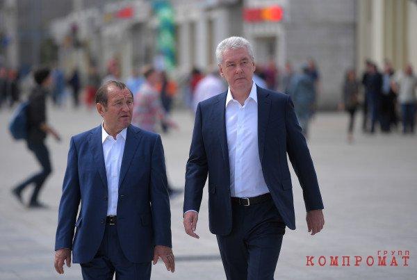 Власти Москвы перевели 6 млрд рублей фирме мафии «Меркатор»