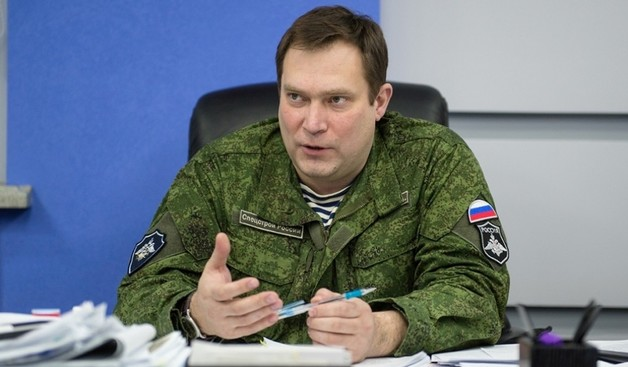 Повязали очередного подрядчика космодрома - Олега Щурова