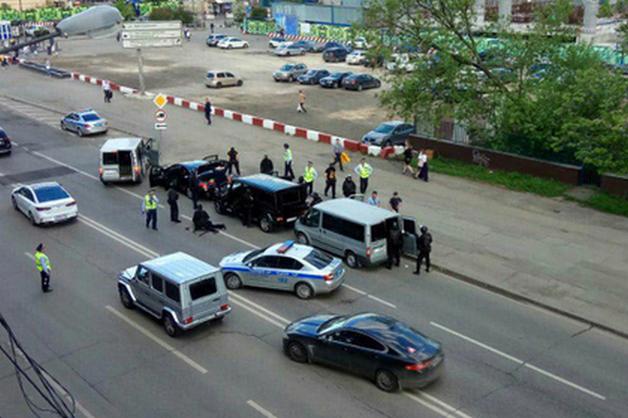 Бойцы спецназа задержали известного в Казахстане банкира у башен «Москва-Сити»