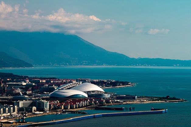 Олимпийским объектам в Сочи грозит разрушение из-за ошибок при строительстве