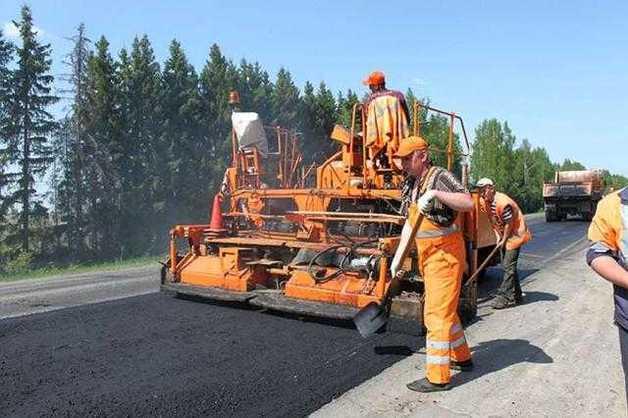 На ремонте дороги в Хмельницкой области украли 3 миллиона гривен