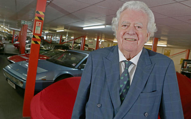 Британский миллионер собрал коллекцию из 400 машин и 65 мотоциклов