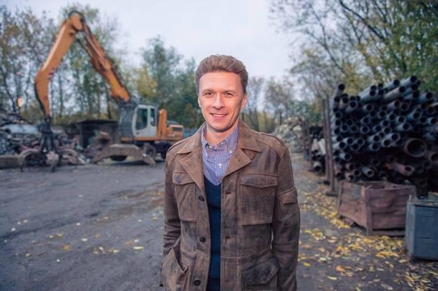 Ильдар Неверов строит в Московской области якобы временную свалку, которая имеет все шансы стать очередным полигоном
