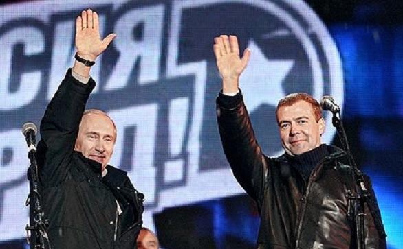 Подсудная история: Медведев приравнял Штирлица к Бандере