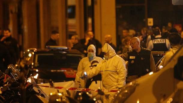 Подробности резни в Париже: теракт устроил 20-летний россиянин