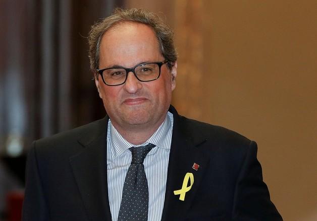 Кандидат в премьеры Каталонии пообещал создавать независимое государство