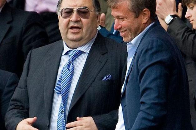Усманов и Абрамович снова вошли в рейтинг богатейших людей Британии