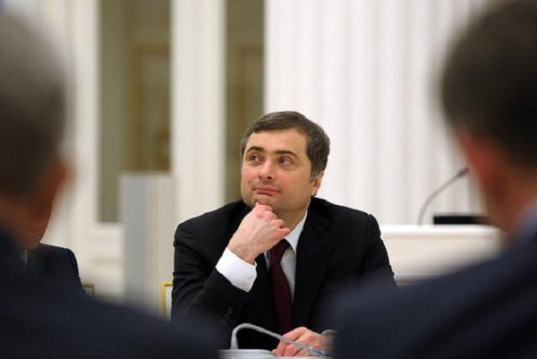 В Кремле прокомментировали возможную отставку «куратора ЛДНР» Суркова
